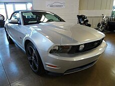 2010 Ford Mustang GT Convertible for sale 100959988