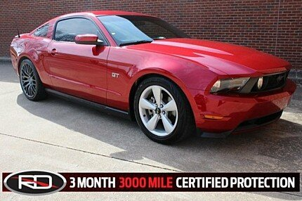 2010 Ford Mustang GT Coupe for sale 100967439
