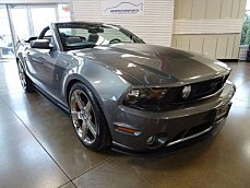 2010 Ford Mustang GT Convertible for sale 100970576