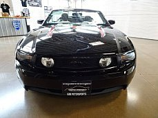 2010 Ford Mustang GT Convertible for sale 100988854