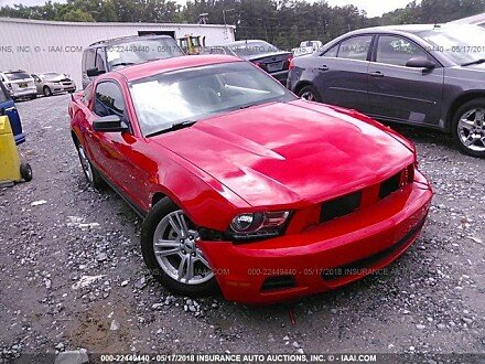 2010 Ford Mustang Coupe for sale 101015727