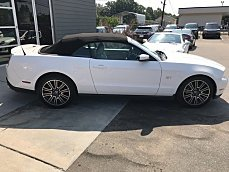 2010 Ford Mustang GT Convertible for sale 101028431