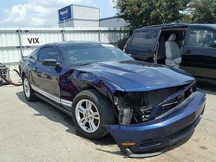 2010 Ford Mustang Coupe for sale 101032665
