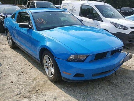 2010 Ford Mustang Coupe for sale 101032667