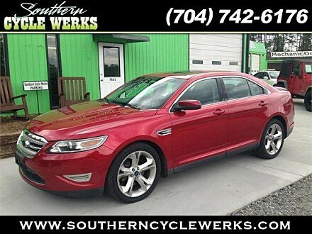 2010 Ford Taurus for sale 100762540