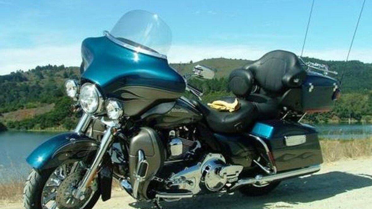2010 Harley-Davidson CVO for sale 200409592