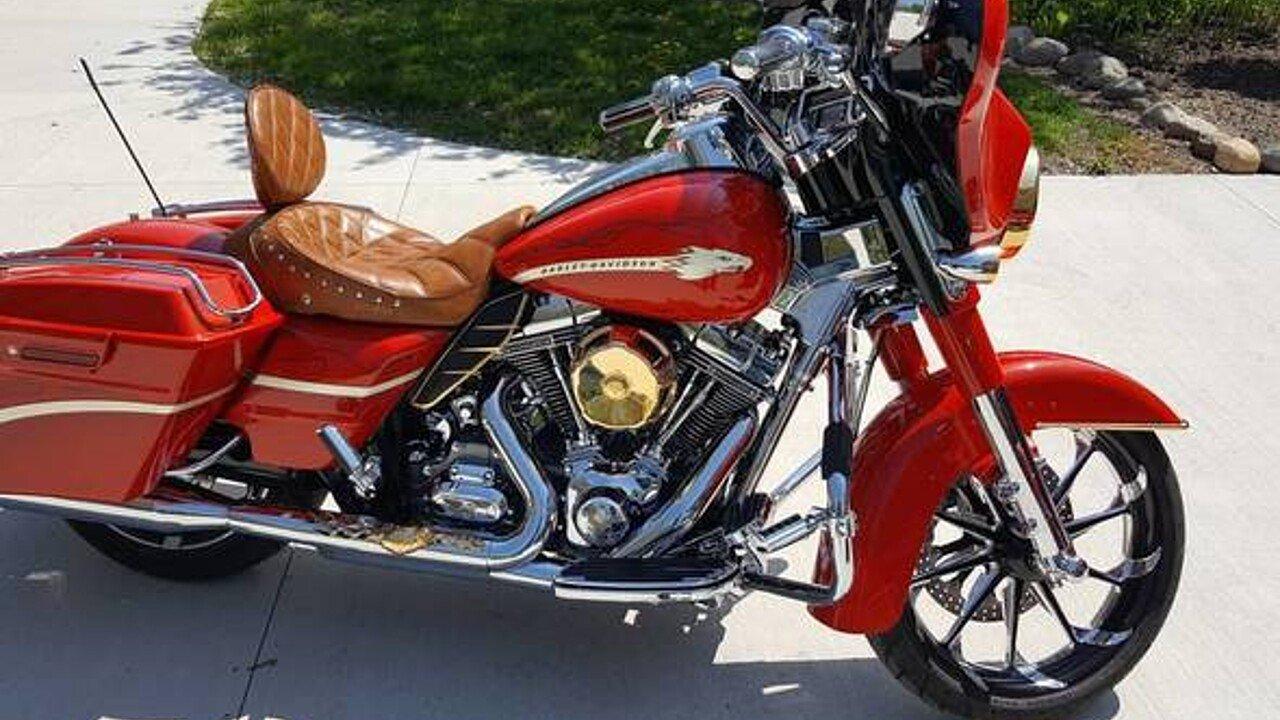 2010 Harley-Davidson CVO for sale 200416729