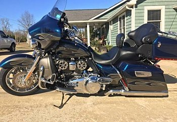 2010 Harley-Davidson CVO for sale 200471919
