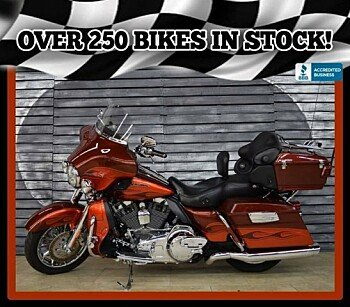 2010 Harley-Davidson CVO for sale 200493195