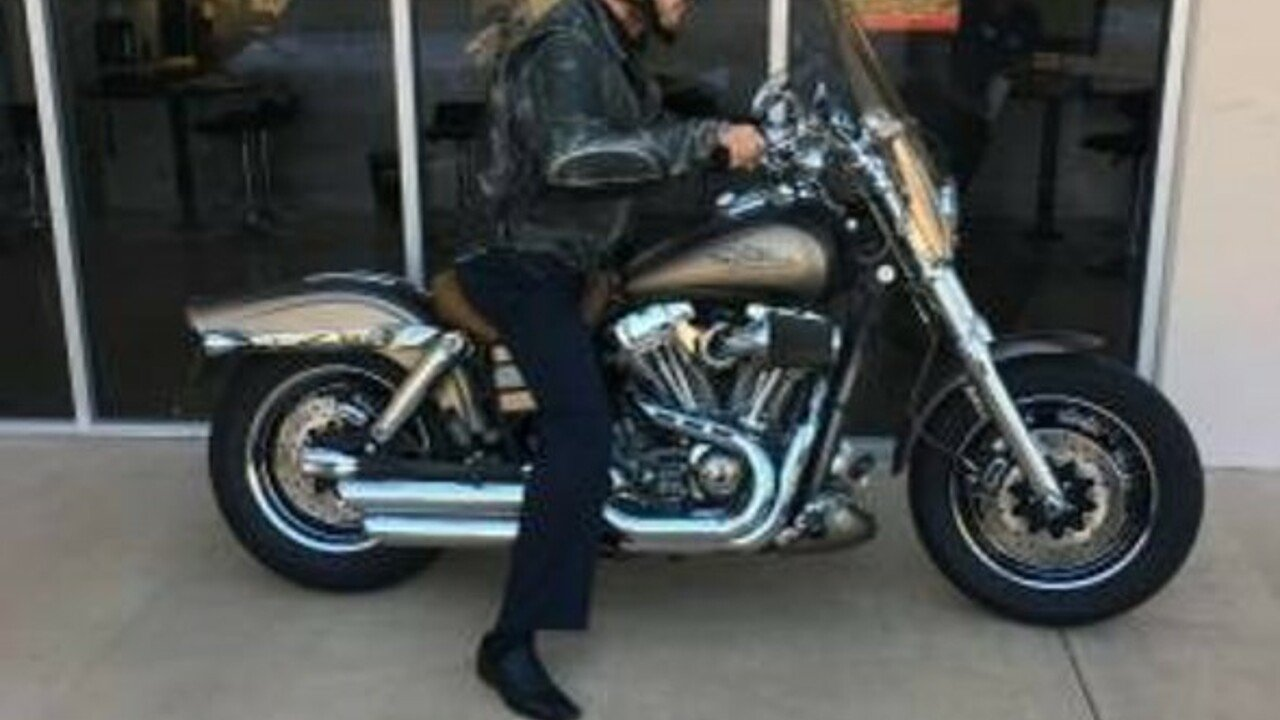 2010 Harley-Davidson CVO for sale 200580748