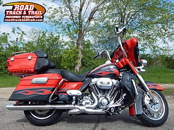 2010 Harley-Davidson CVO for sale 200581719