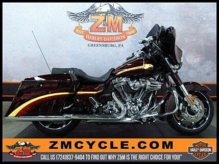 2010 Harley-Davidson CVO for sale 200438641