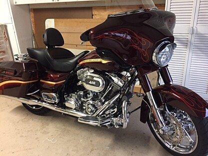 2010 Harley-Davidson CVO for sale 200534812