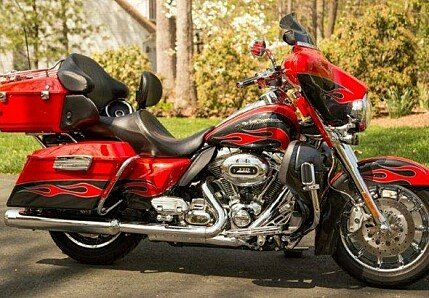 2010 Harley-Davidson CVO for sale 200583108