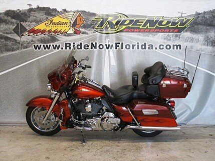 2010 Harley-Davidson CVO for sale 200607363