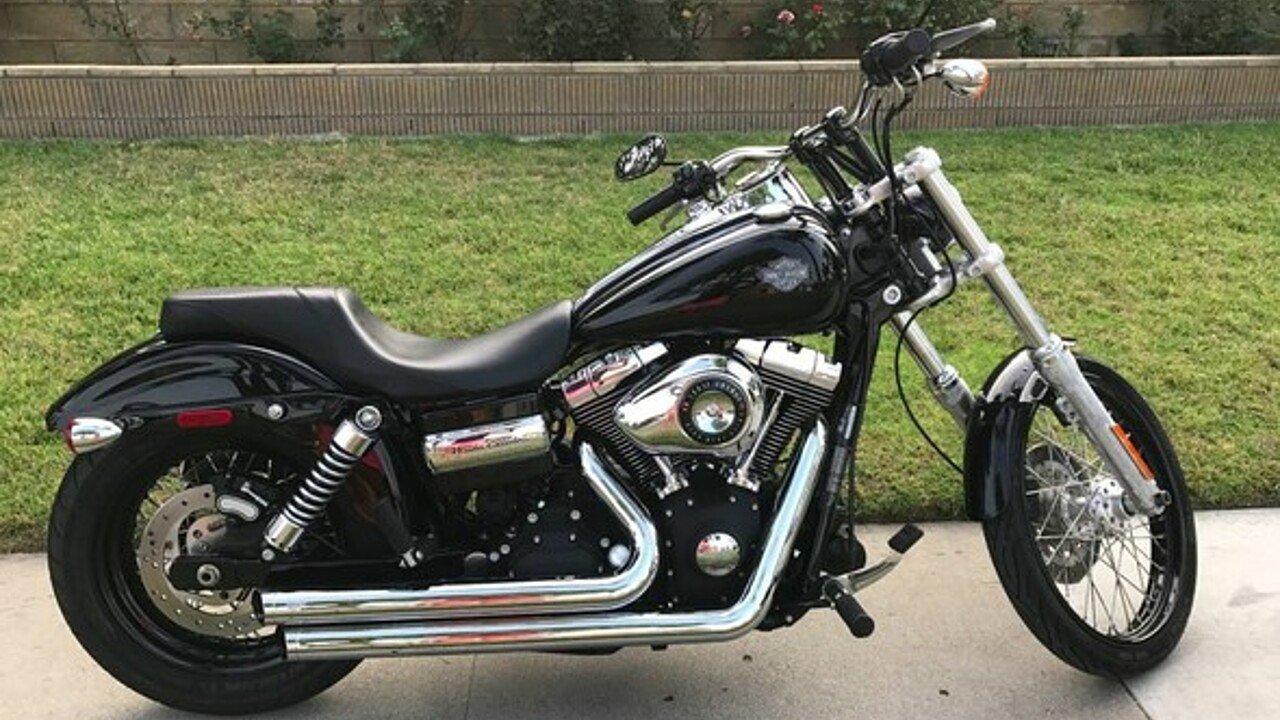 2010 Harley-Davidson Dyna for sale 200479706