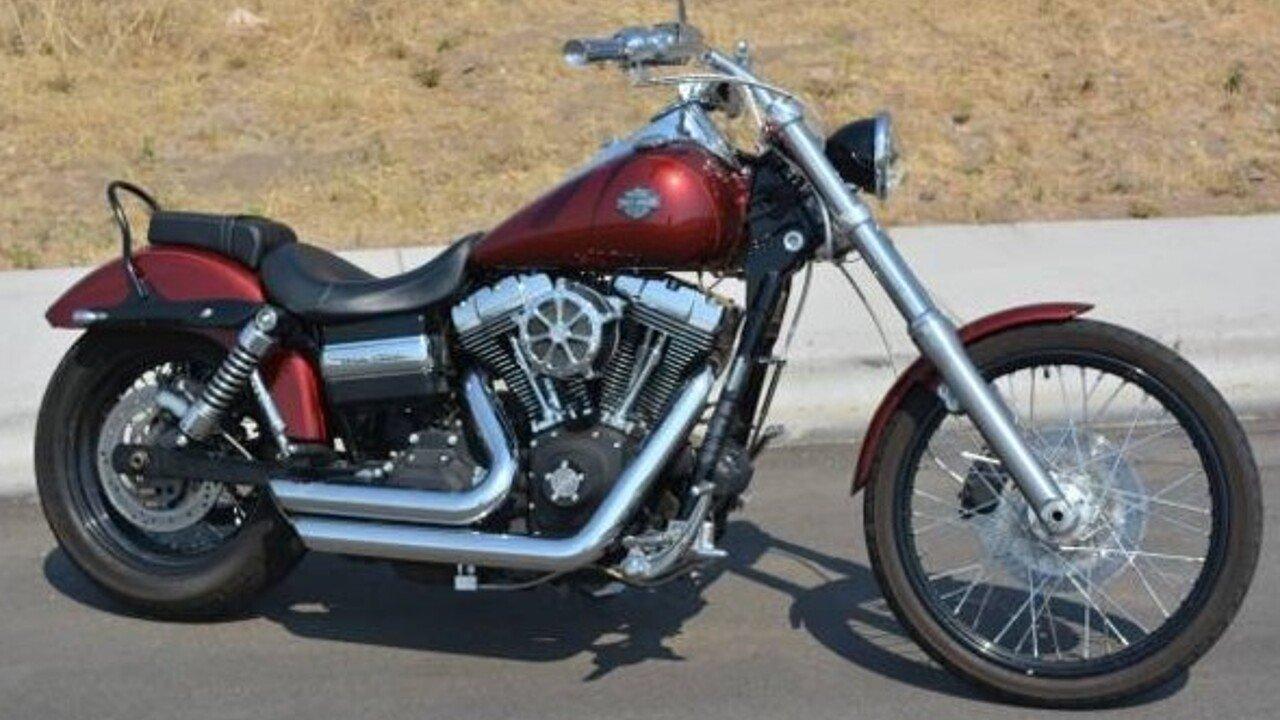 2010 Harley-Davidson Dyna for sale 200488637