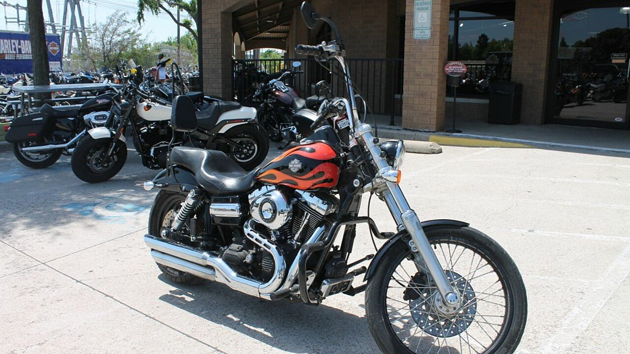 2010 Harley-Davidson Dyna for sale 200579883