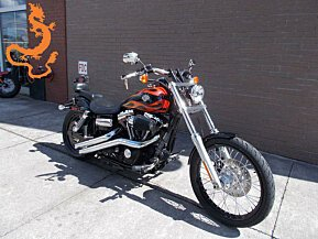 2010 Harley-Davidson Dyna for sale 200629000