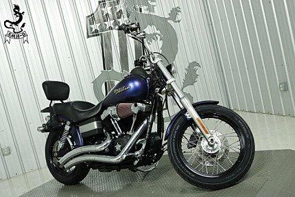 2010 Harley-Davidson Dyna for sale 200639843