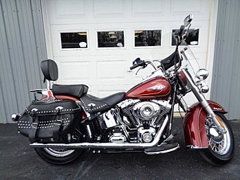 2010 Harley-Davidson Softail Heritage Classic for sale 200406506