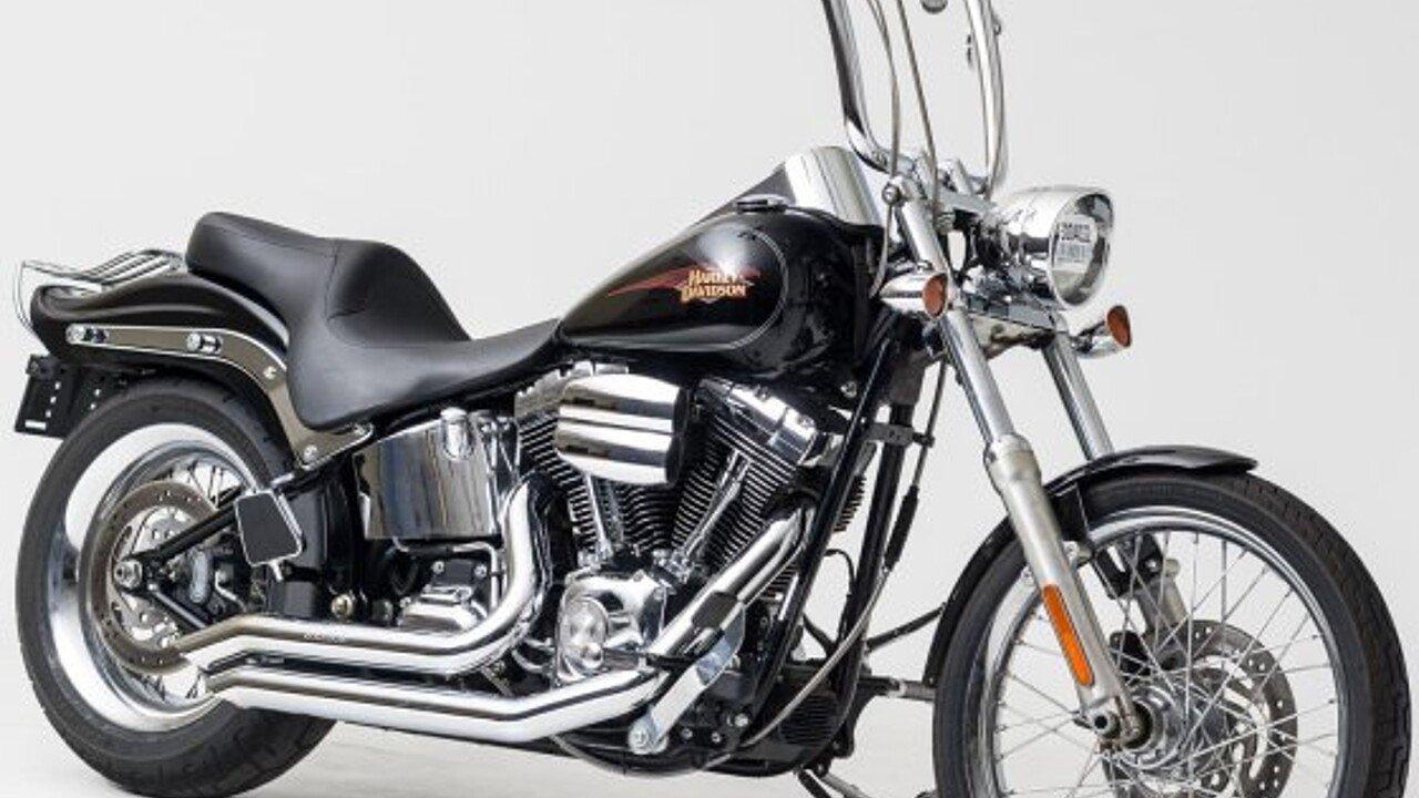 2010 Harley-Davidson Softail for sale 200452726