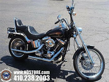 2010 Harley-Davidson Softail for sale 200567988