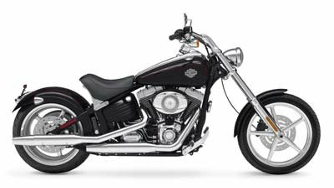 2010 Harley-Davidson Softail for sale 200621596