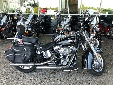 2010 Harley-Davidson Softail Heritage Classic for sale 200583417