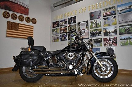 2010 Harley-Davidson Softail Heritage Classic for sale 200602697