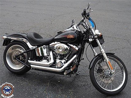 2010 Harley-Davidson Softail for sale 200618482