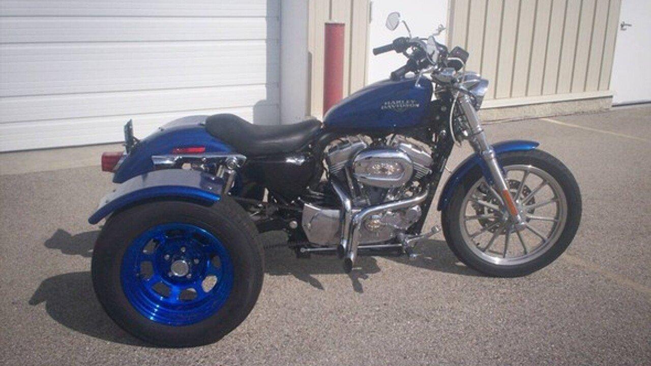2010 Harley-Davidson Sportster for sale 200483883