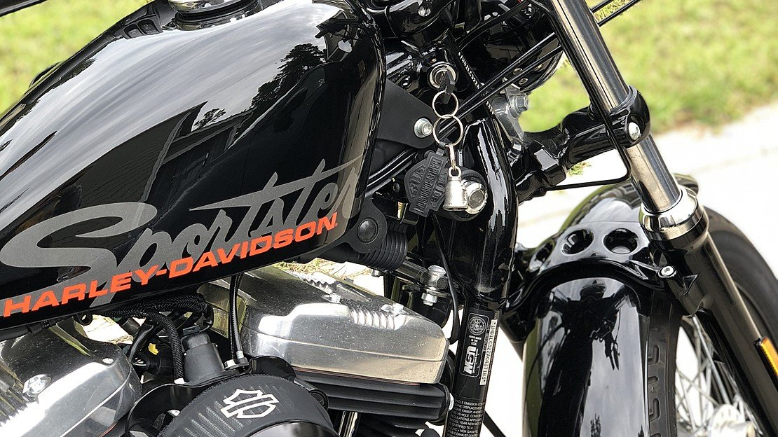 2010 Harley-Davidson Sportster Forty-Eight for sale 200642763