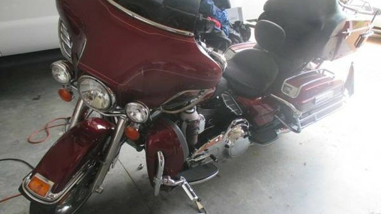 2010 Harley-Davidson Touring for sale 200494696