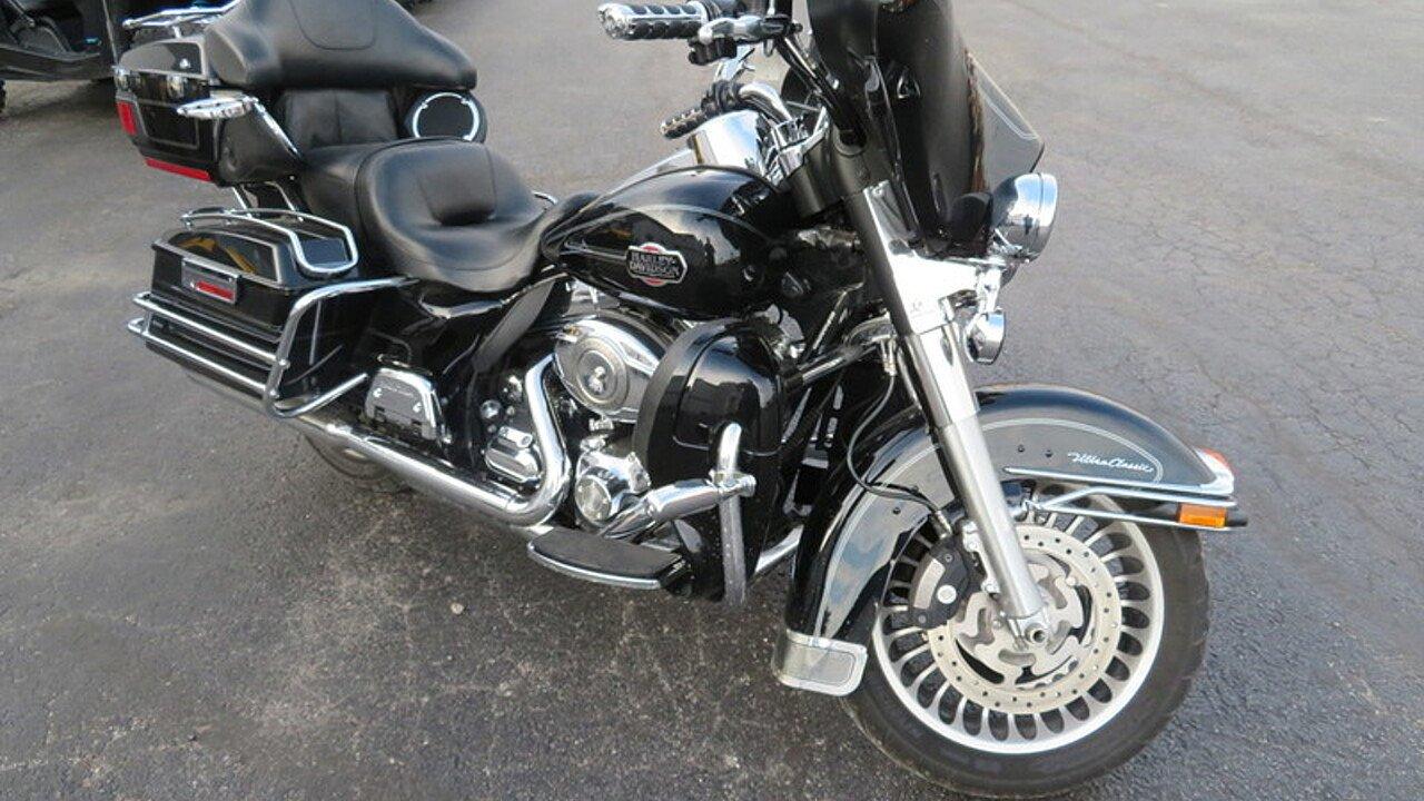 2010 Harley-Davidson Touring for sale 200504233