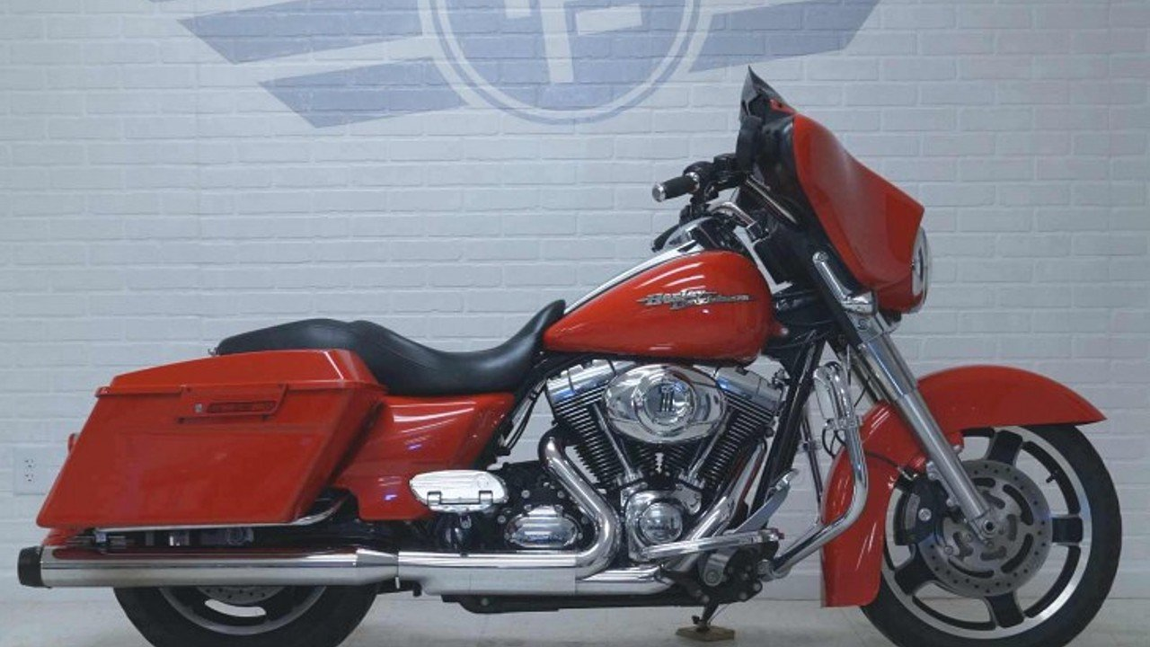 2010 Harley-Davidson Touring for sale 200546912