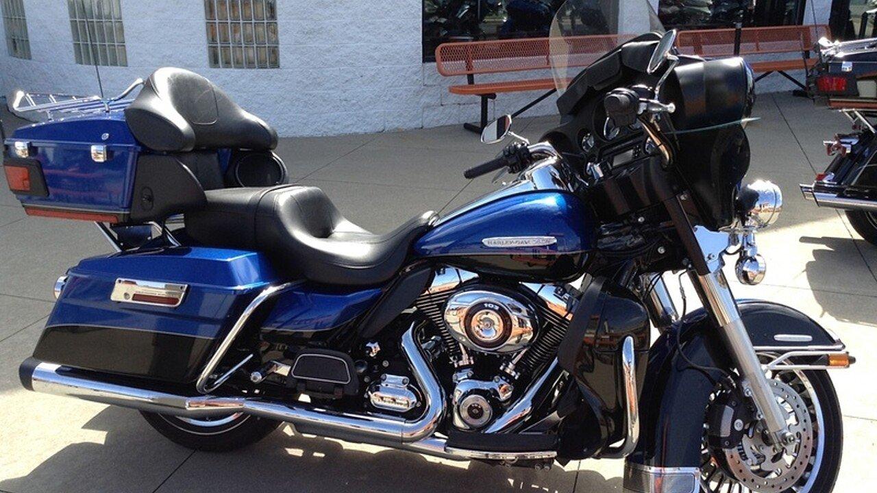 2010 Harley-Davidson Touring for sale 200552940