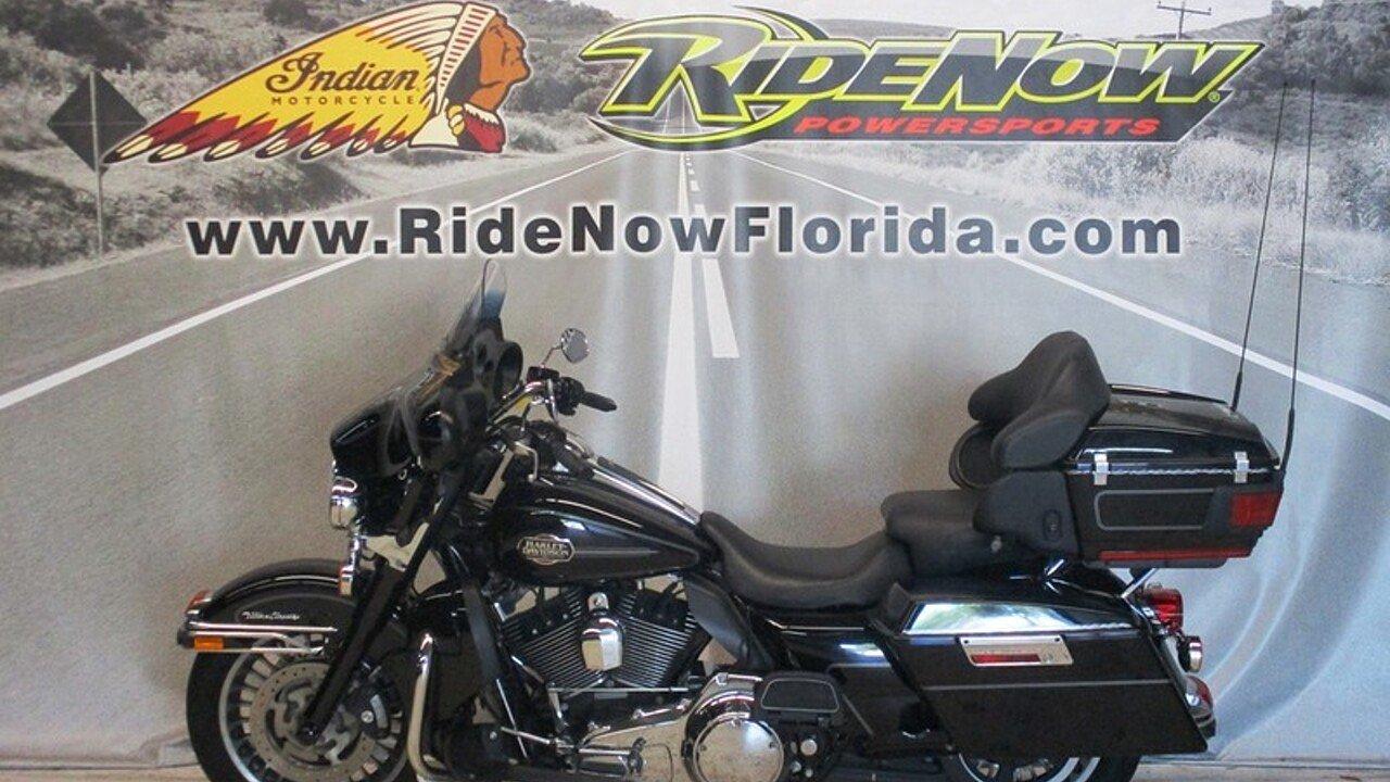 2010 Harley-Davidson Touring for sale 200610349