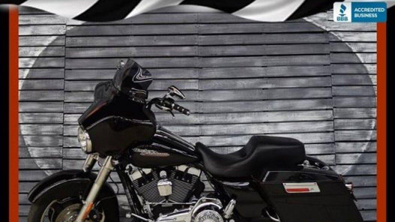 2010 Harley-Davidson Touring for sale 200624186