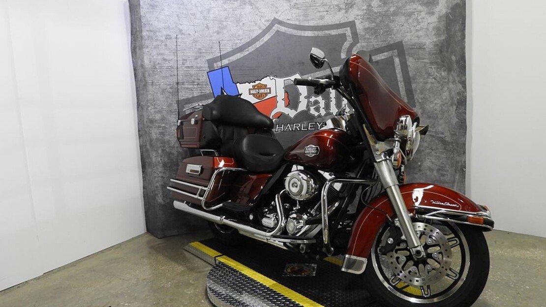 2010 Harley-Davidson Touring for sale 200627526