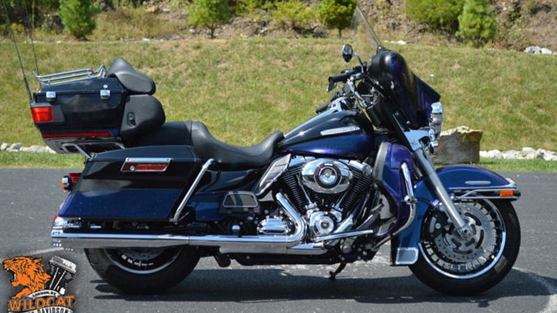 2010 Harley-Davidson Touring for sale 200629340