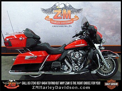 2010 Harley-Davidson Touring for sale 200606110