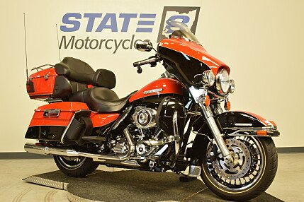2010 Harley-Davidson Touring for sale 200639460