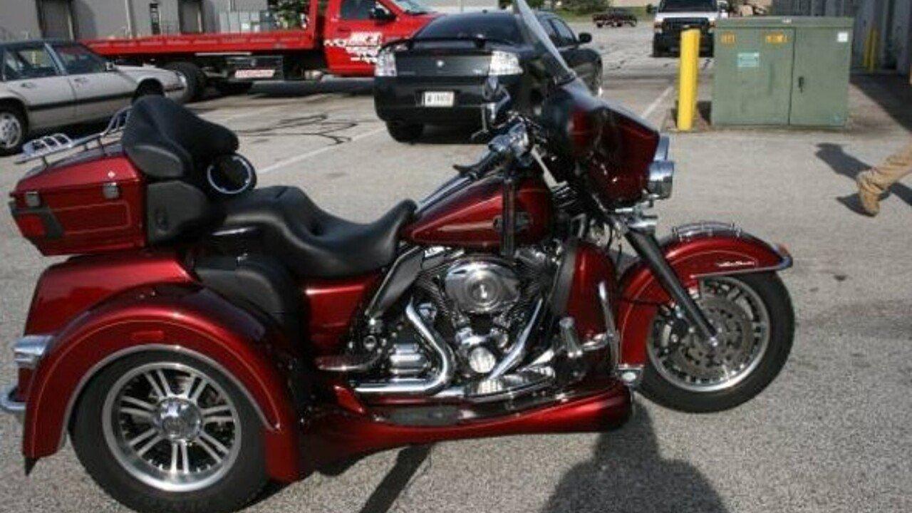 2010 Harley-Davidson Trike for sale 200483205