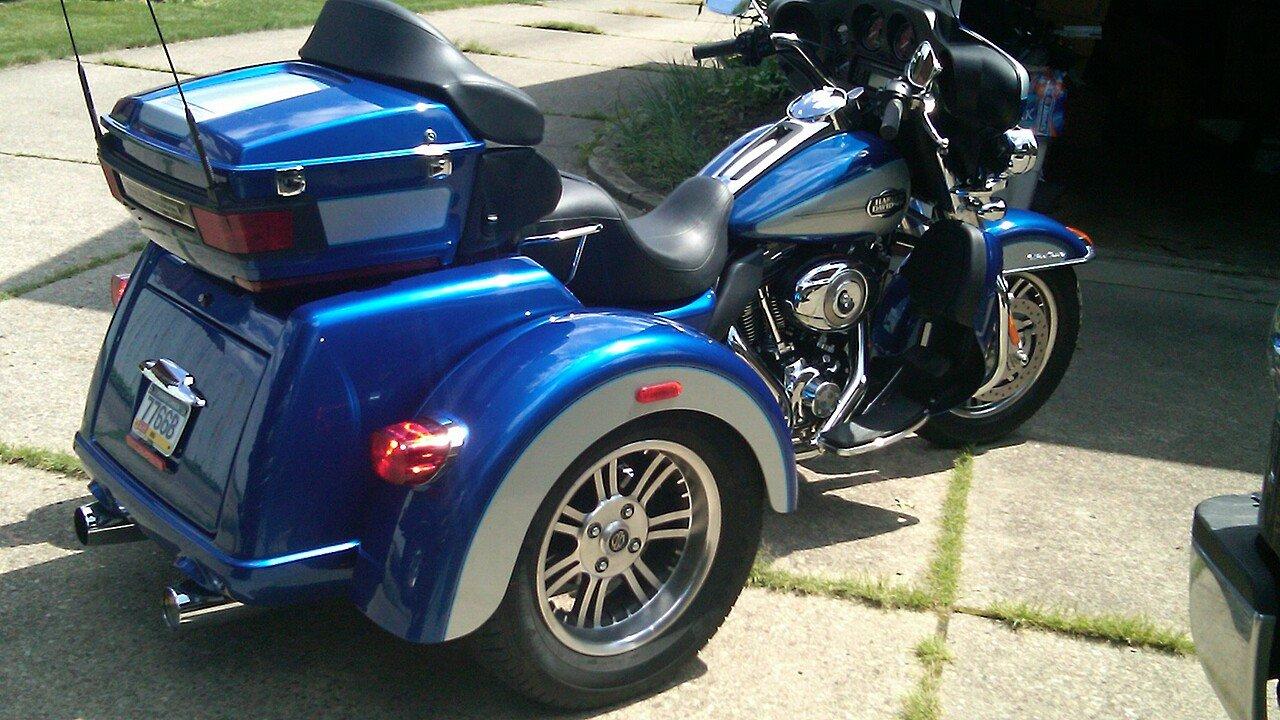 2010 Harley-Davidson Trike Ultra Classic for sale 200488042