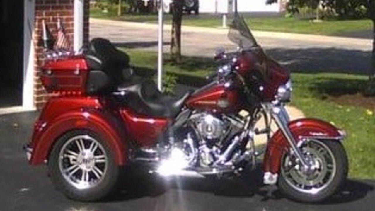 2010 Harley-Davidson Trike for sale 200493153