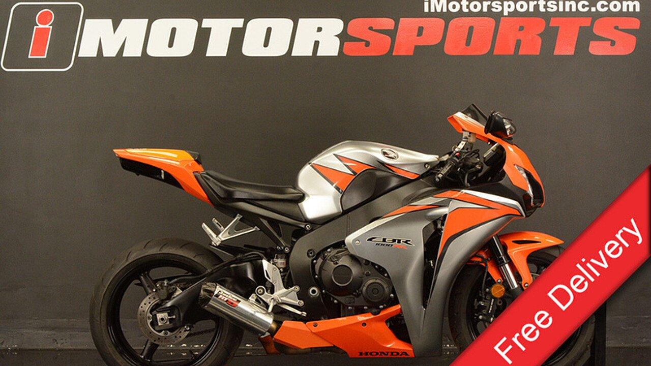 2010 Honda CBR1000RR for sale 200496936