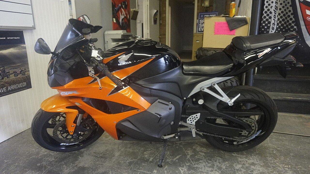 2010 Honda CBR600RR for sale 200560515