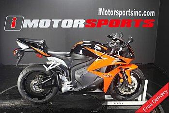 2010 Honda CBR600RR for sale 200623520