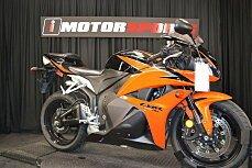 2010 Honda CBR600RR for sale 200651669